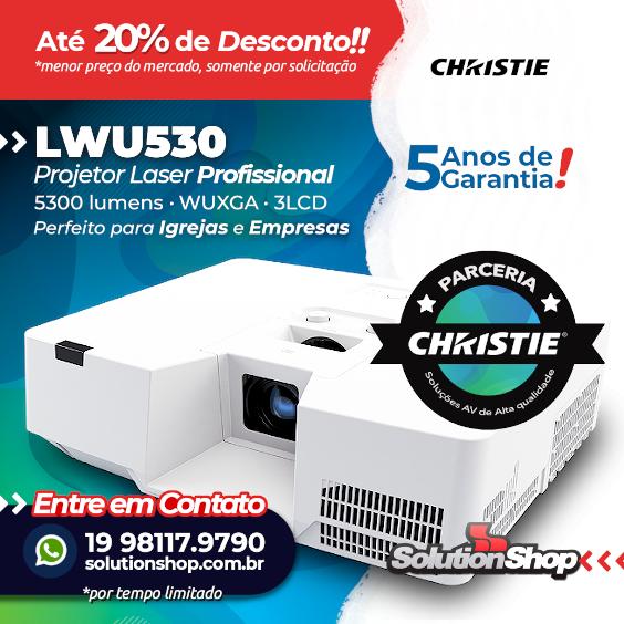 LWU530 com preço promocional