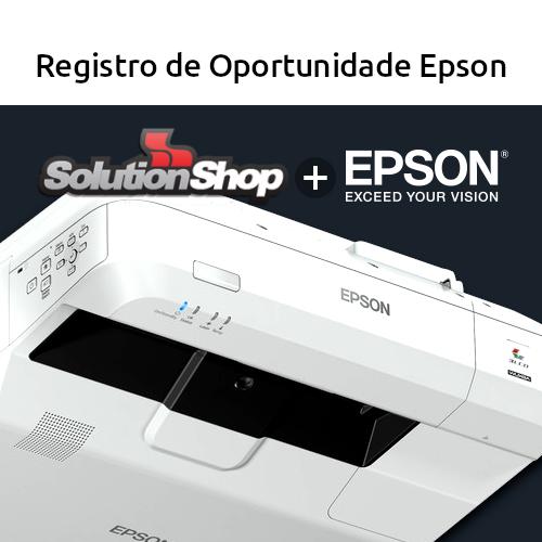 Registro de Oportunidade Epson