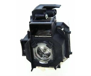 Lâmpada V13H010L34 para projetores Epson 82c, 76c, 62c e X3