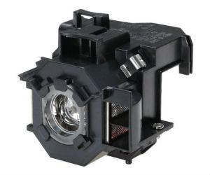 Lâmpada V13H010L41 para projetores Epson 77c, S5+, S6+, EX30, EX50, EX70 e 260D.