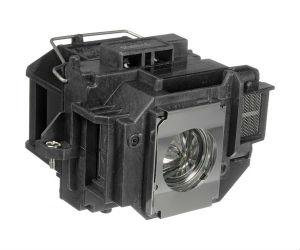 L�mpada V13H010L58 para projetores Epson S10+, W10+ e X10+.