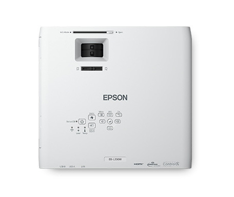 Projetor Epson Laser PowerLite L200W