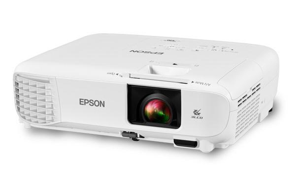 Projetor Epson PowerLite E20 3LCD