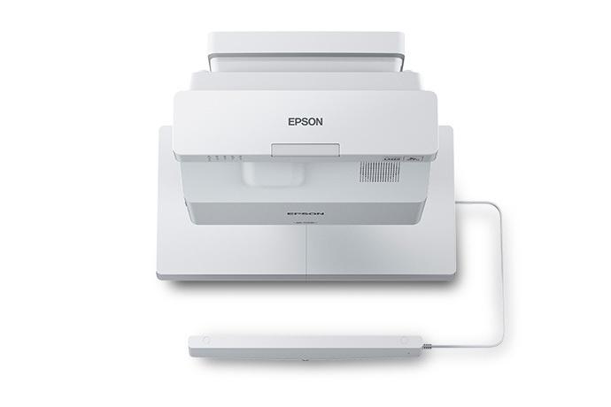 Projetor Laser Epson de Ultra Curta Distância Interativo BrightLink 725Wi