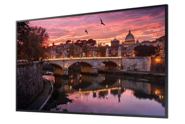 Monitor Samsung Standalone Smart Signage QB43R