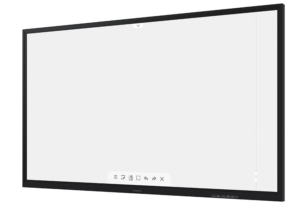 Monitor Touch Interativo Samsung WM85R Flip2 - Lousa Digital