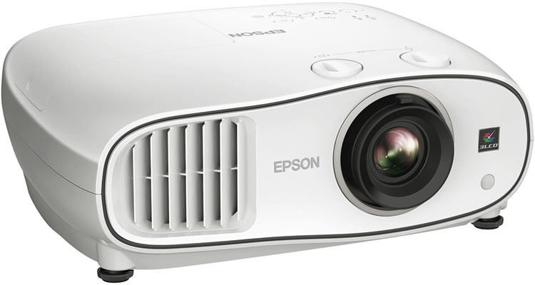 Projetor Epson Home Cinema 3710