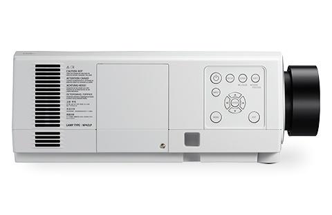Projetor NEC NP-PA803U-41ZL