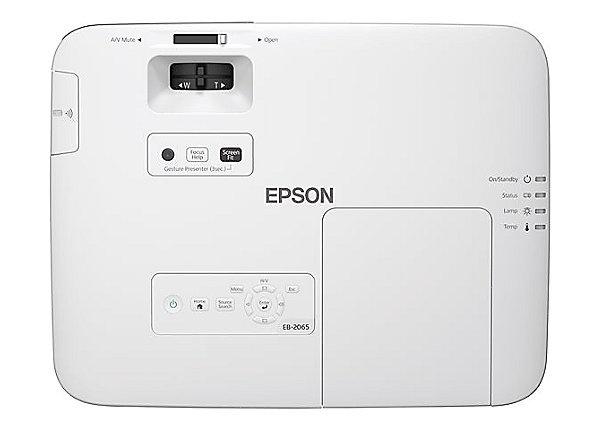 Projetor Epson PowerLite 2065