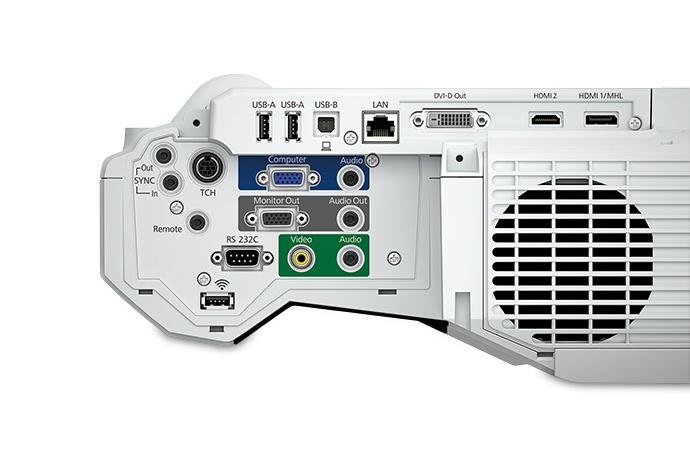 Projetor Epson BrightLink Pro 1460Ui