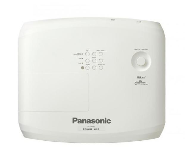 Projetor Panasonic PT-VX610