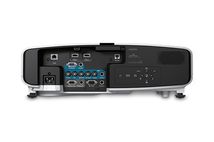 Projetor Epson PowerLite 5510