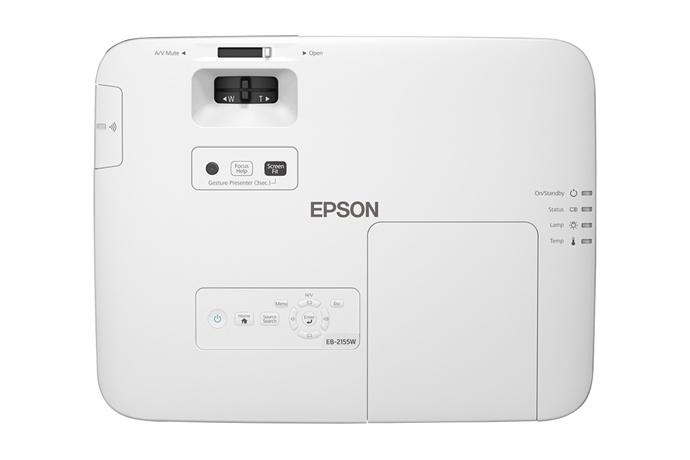Projetor Epson PowerLite 2155W