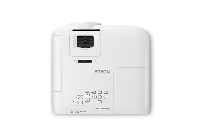 Projetor Epson Home Cinema 2100