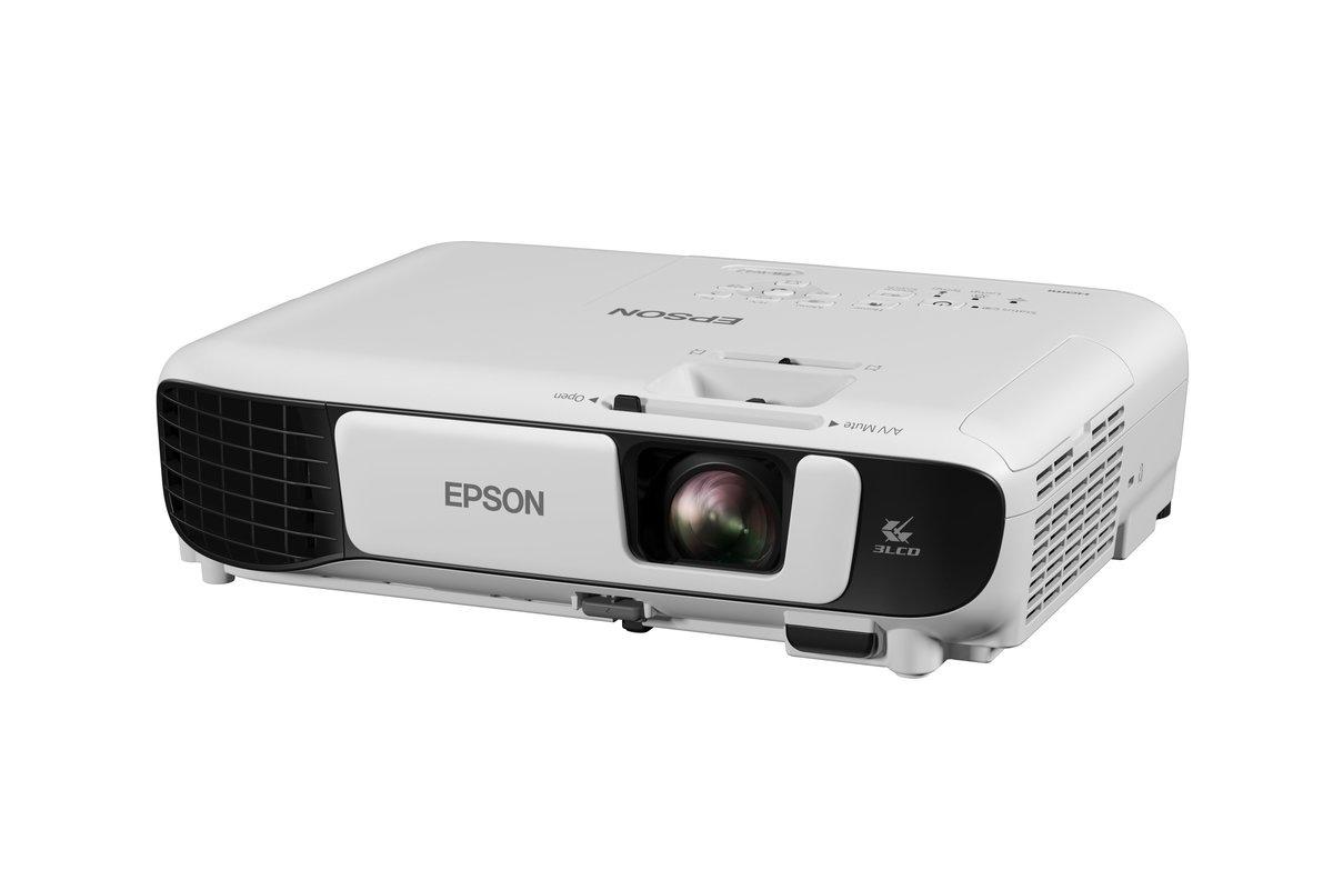 Projetor Epson PowerLite W42+ Wi-Fi Integrado