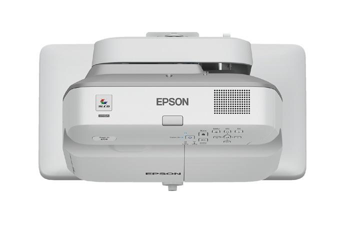 Projetor Epson BrightLink 675Wi+