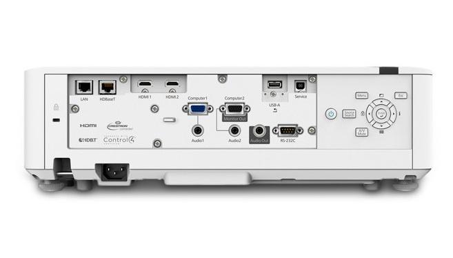 Projetor Laser Epson PowerLite L610W
