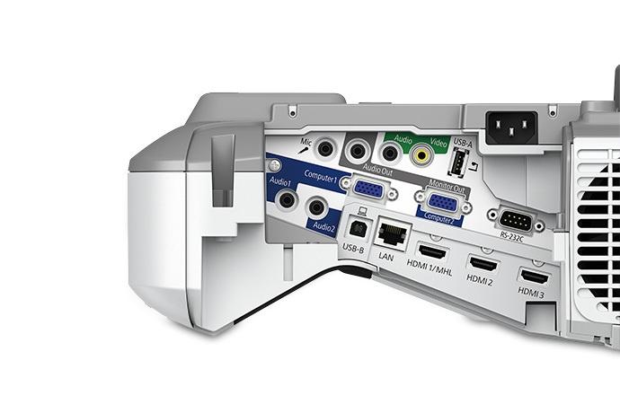 Projetor Epson PowerLite 685W