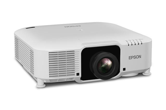 Projetor Epson Laser Powerlite Pro L1070U Lente STD
