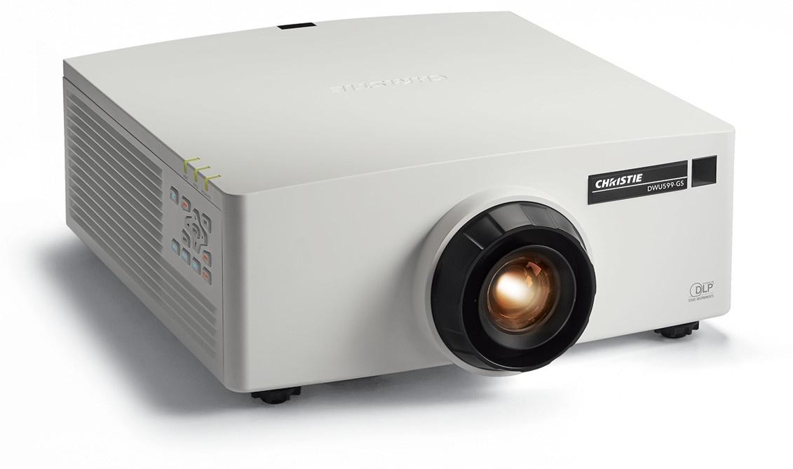 Projetor Christie Laser Profissional DWU599-GS