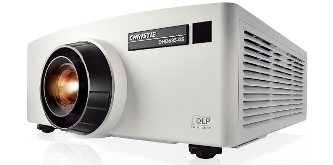 Projetor Christie Laser Profissional DHD635-GS