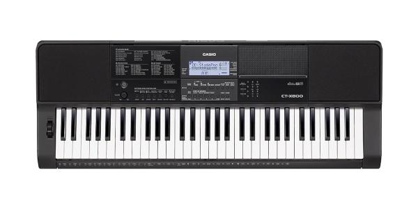 Teclado Digital Casio CT-X800
