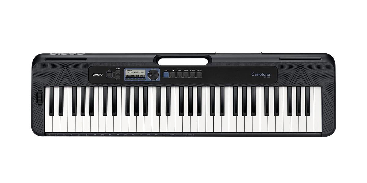 Teclado Portátil Casio CT-S300